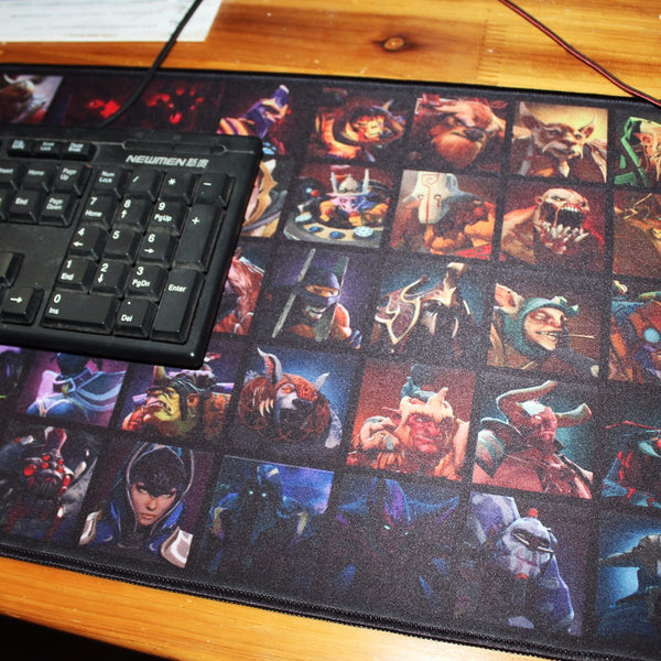 DOTA 2 Gaming Mouse Pad - Gamerz Swag