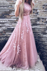Fashion Lace Sleeveless Evening Dress Maxi   Dress