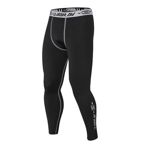 Men's Basketball Training Compression Sports Leggings Outdoor Speed Dry Running Leggings
