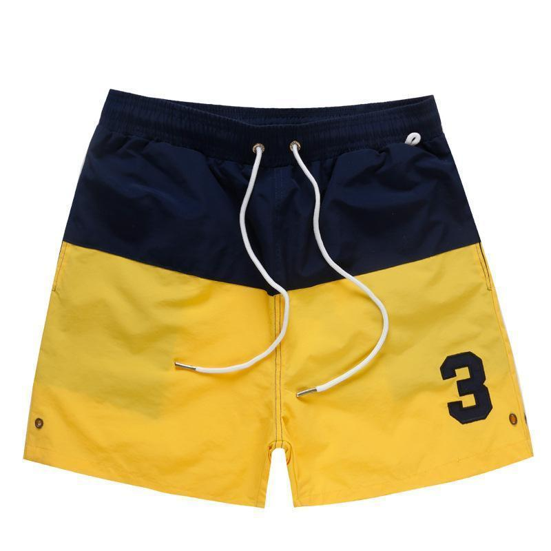 Men's Beach Pants Quick-Drying Sports Shorts