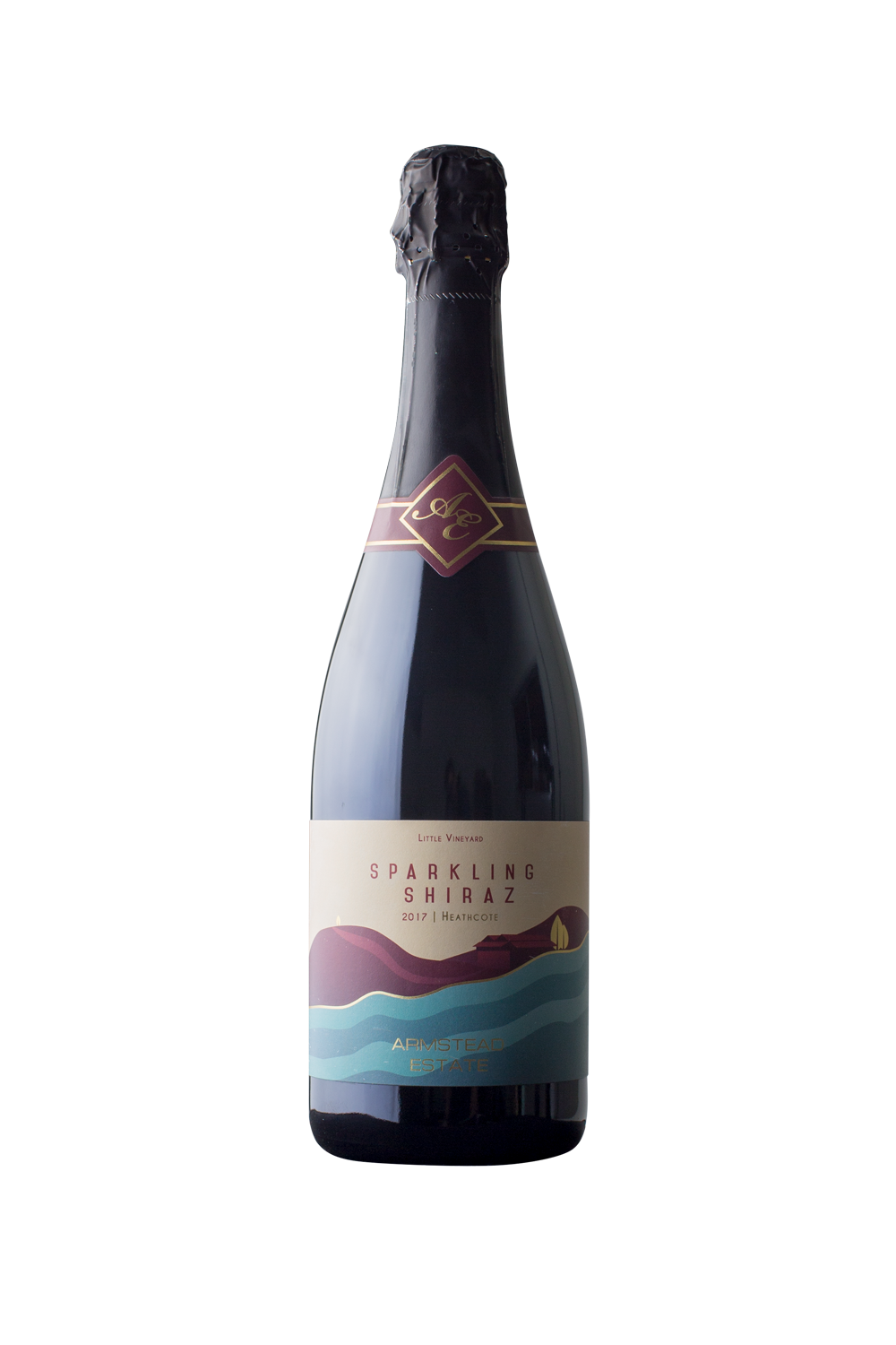 2017 Little Vineyard Sparkling Shiraz