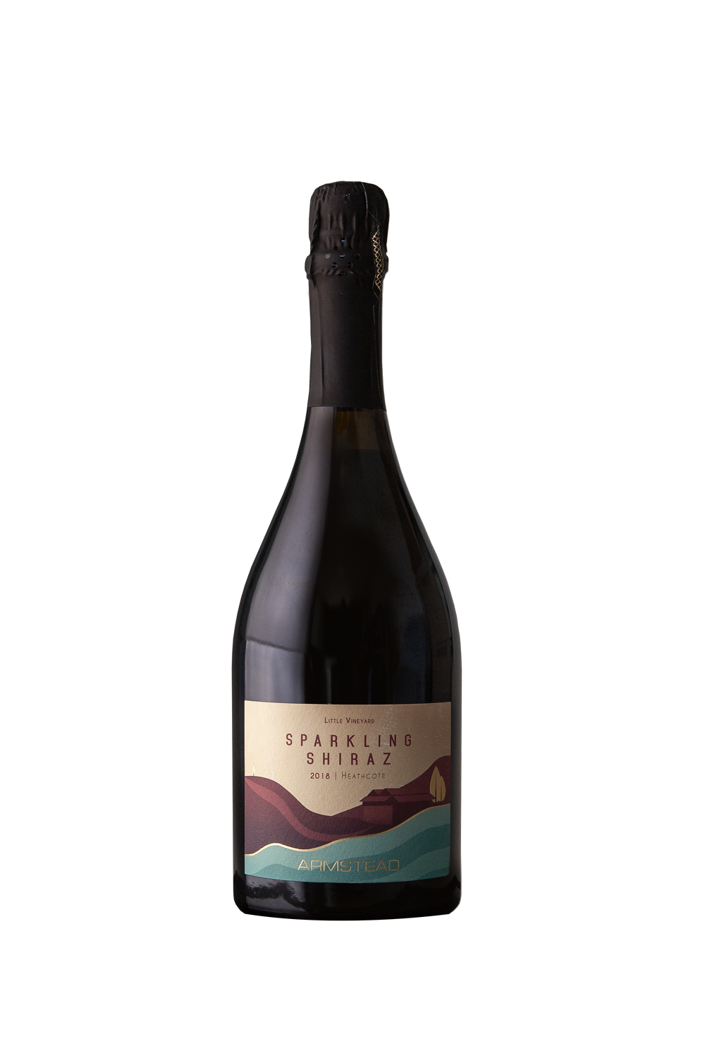 2018 Little Vineyard Sparkling Shiraz