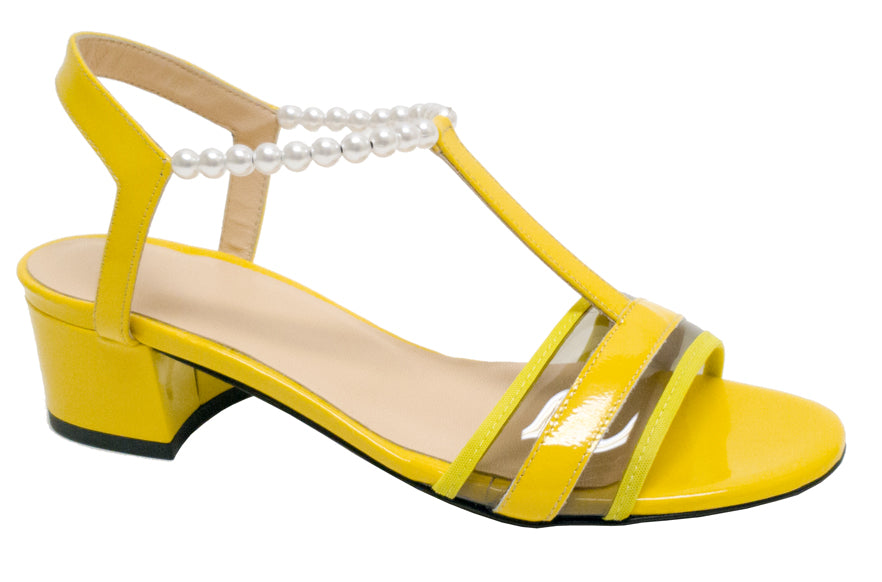 35690 - Yellow Patent