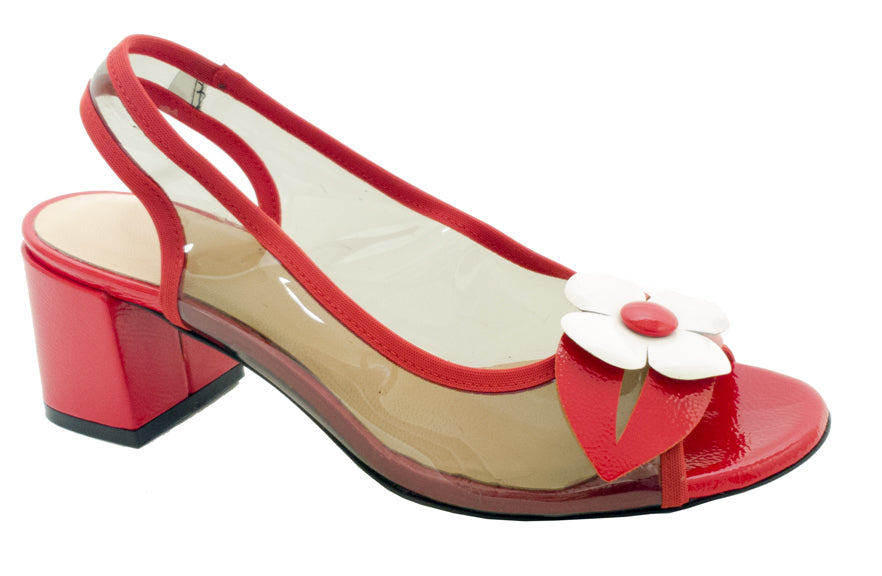 41260 - Red Patent