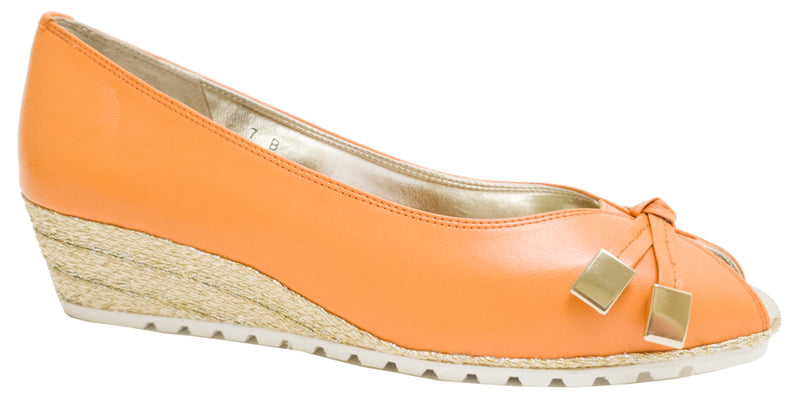 4217 - Orange Leather
