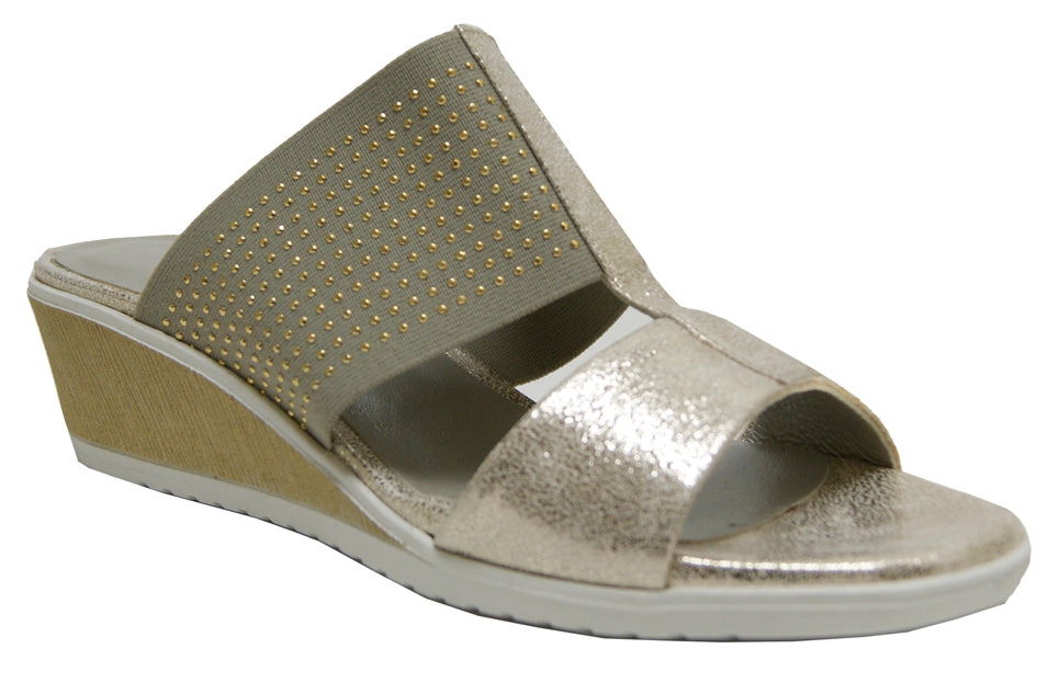 Irene - Pewter Metallic
