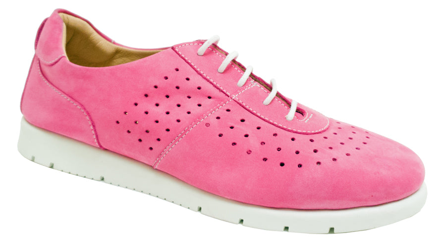 MS-9056 - Fuschia Nubuck