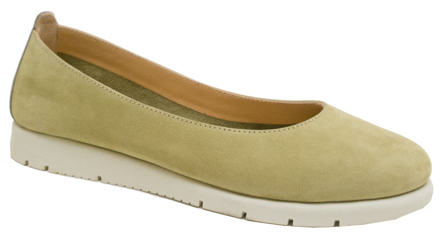 MS-9057 - Green Nubuck