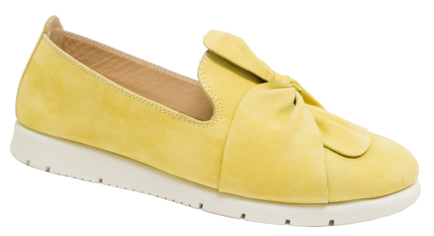 MS-9136 - Yellow Nubuck