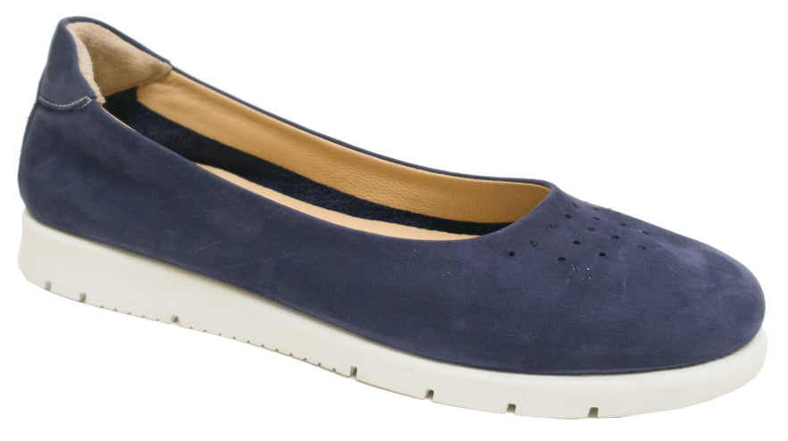 MS-9152 - Navy Nubuck