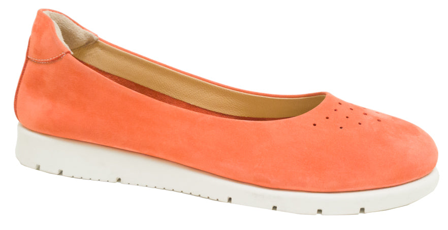 MS-9152 - Orange Nubuck