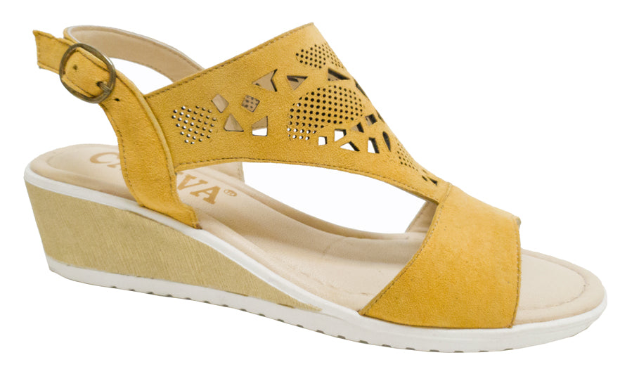 TL-9610 - Yellow Suede