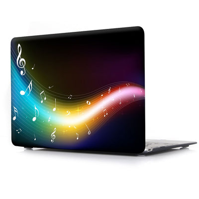 Coque de protection arc-en-ciel MacBook 16
