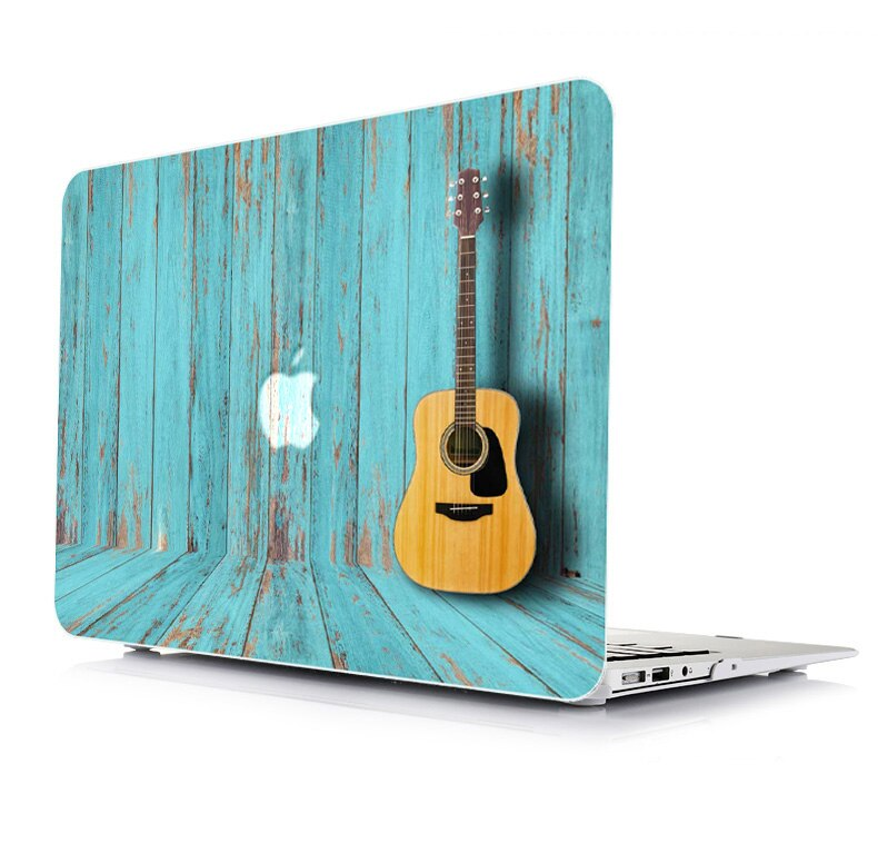 Coque guitare et nature MacBook Air 11