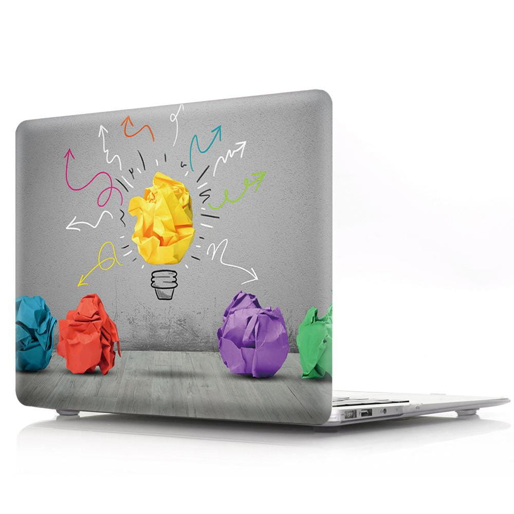 Coque MacBook Pro 15 Folie furieuse Post-its Multicouleurs