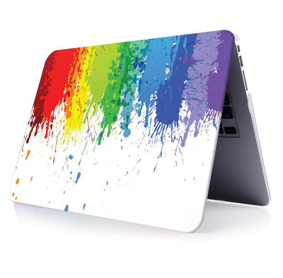 Coque artistique multicolore MacBook Air 13