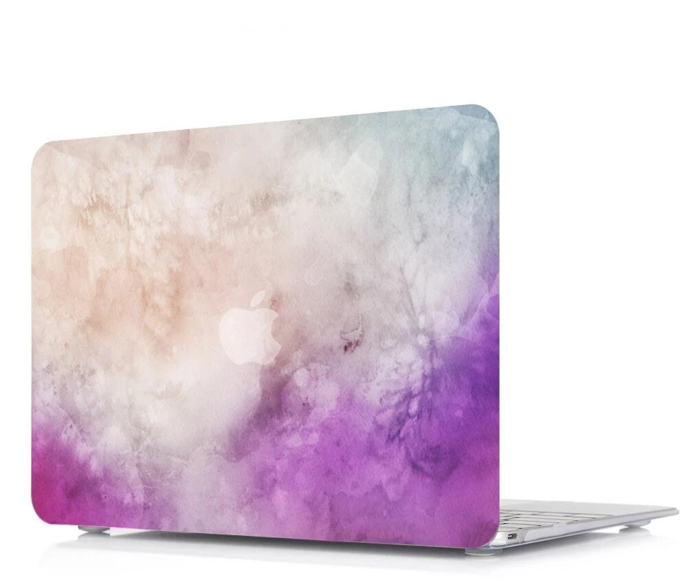 Coque nuage violet MacBook Air 11