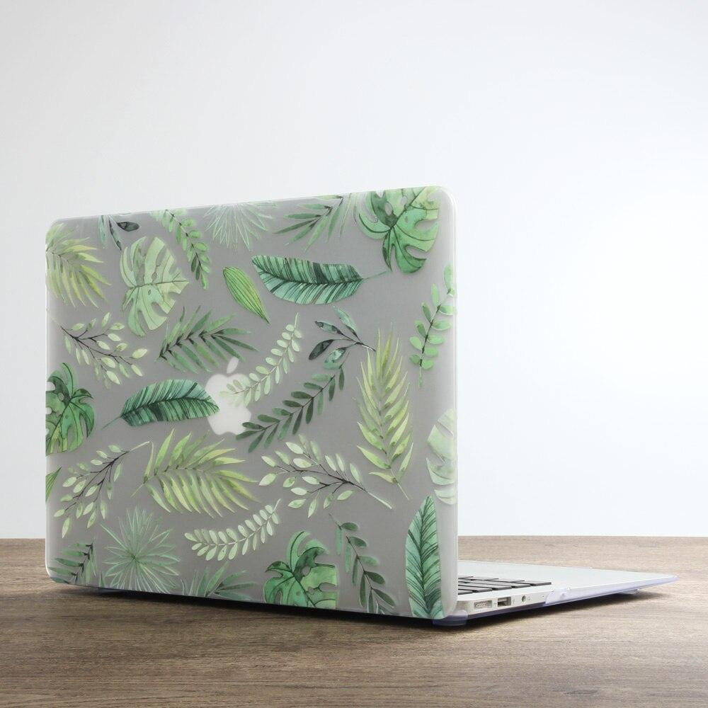 Coque feuilles naturelles MacBook Air 11