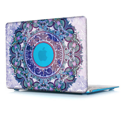 Coque MacBook cercle de vie Yoga