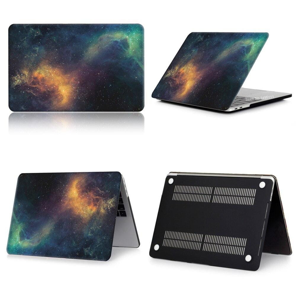 Coque Univers étoilé MacBook 12