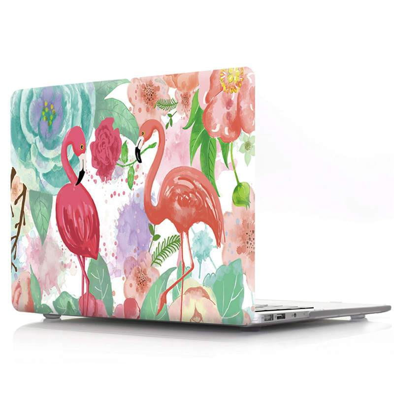 Coque MacBook Pro 13 Flamant 5