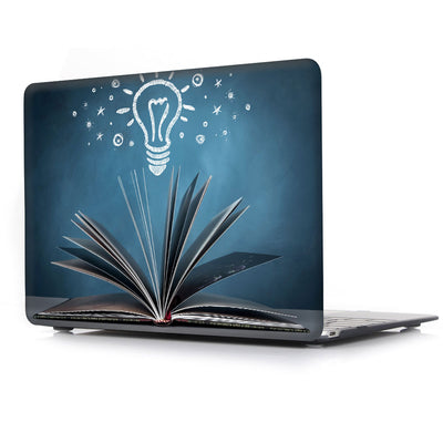Coque protection l'amour de lire MacBook 16