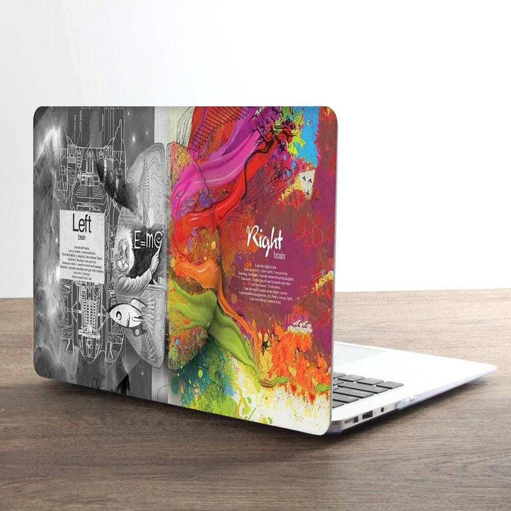 Coque art et science MacBook Air 13