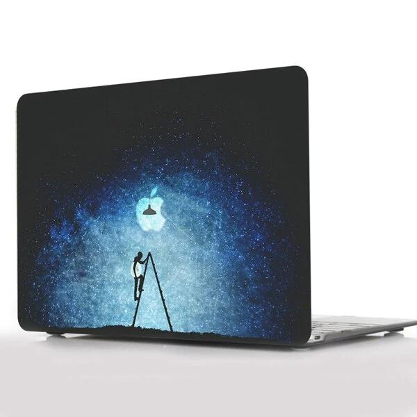 Coque L'Homme au centre MacBook Air 11