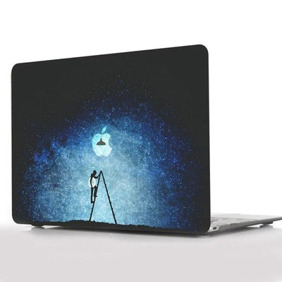 Coque Homme observant le ciel MacBook 13