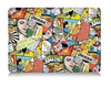 Coque vive les cartoon MacBook 16