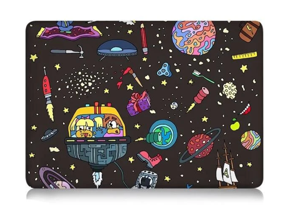 Coque funkie funkie Macbook 13