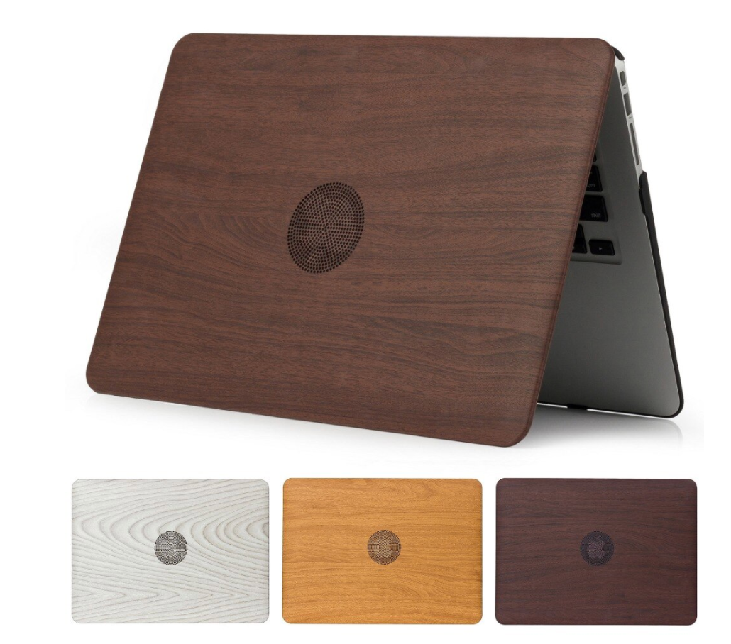 Coque MacBook air 11 en bois