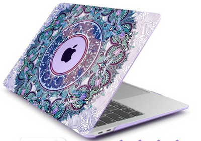 Coque cercle de vie MacBook