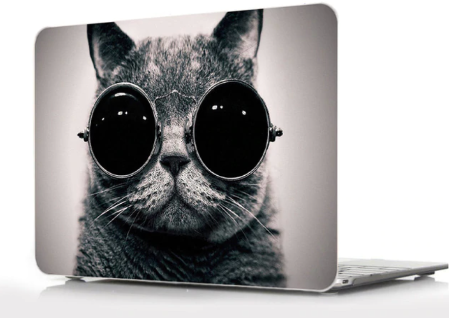 Coque chat mignon MacBook Air 13