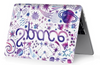 Coque Macbook fille space