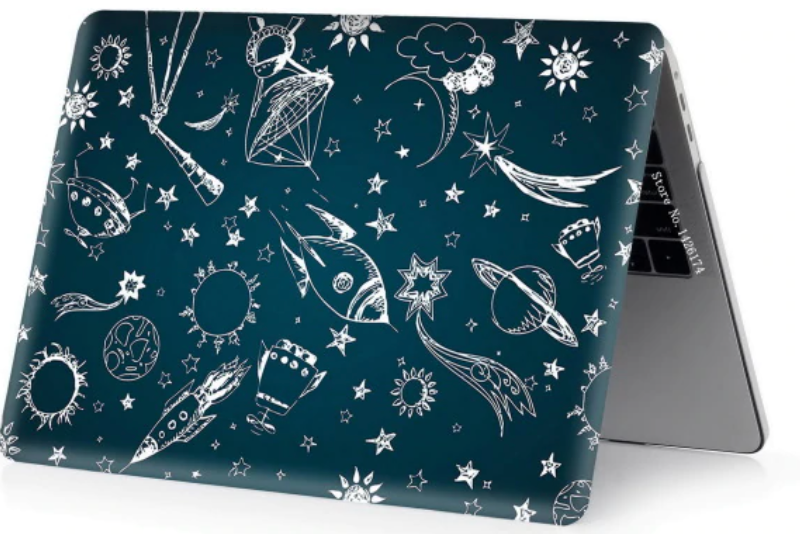 Coque de protection Terre MacBook 16
