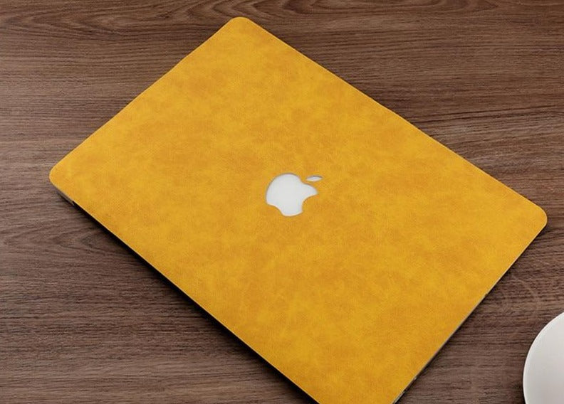 Coque en cuire 10 couleurs  MacBook 16