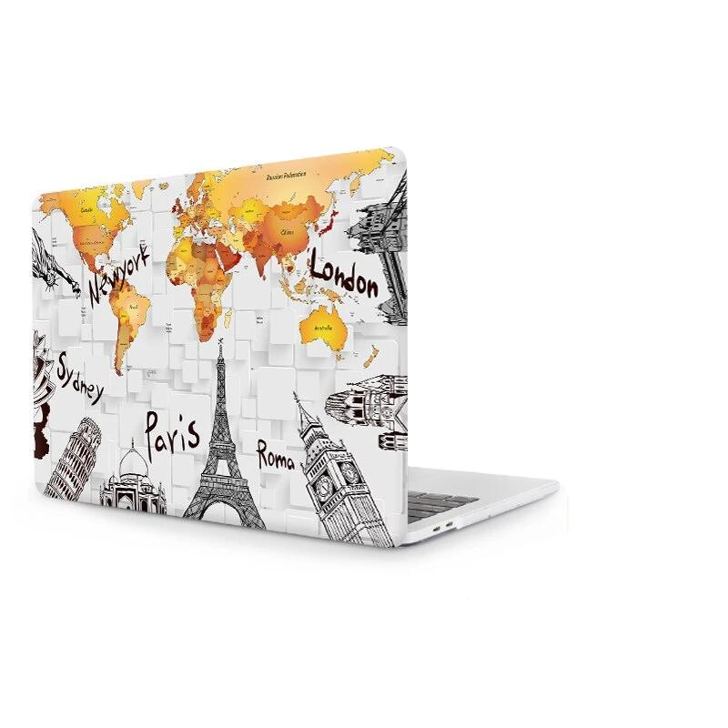 Coque Monuments et Paris MacBook Air 11