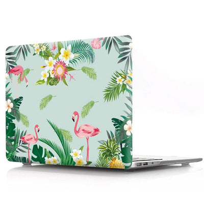 Coque MacBook Pro 13 Flamant 7