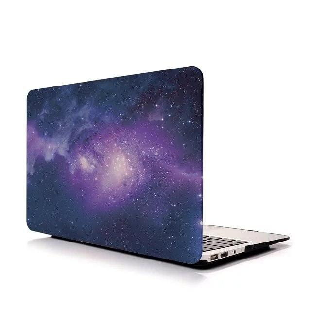 Coque galactique MacBook Air 13