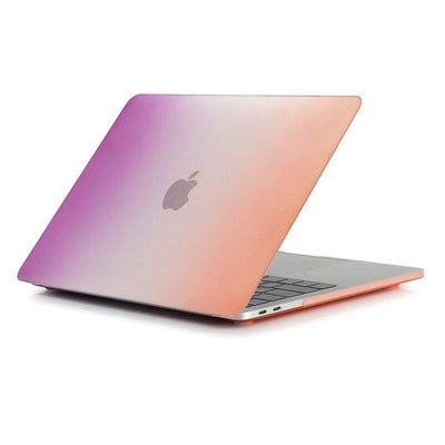 Coque Macbook Air 13 Arc-en-Ciel