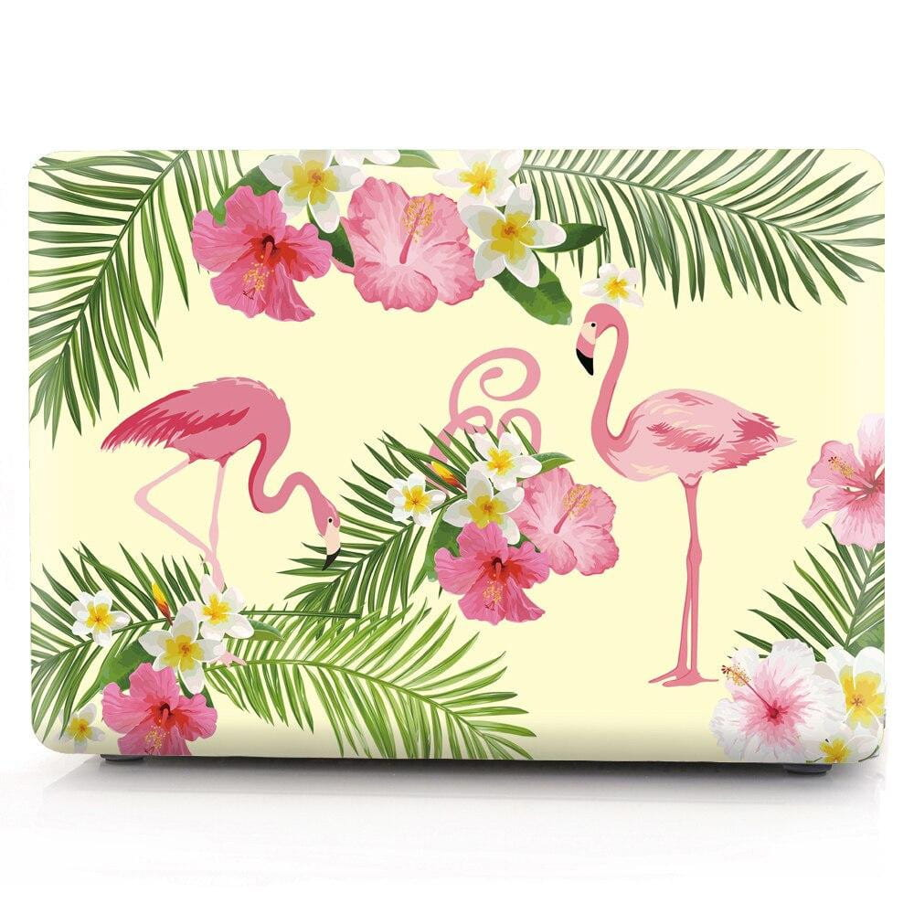 Coque Flamant a la playa MacBook Pro 13