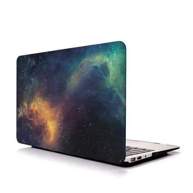 "Coque ""nébuleuse"" MacBook Air 13"