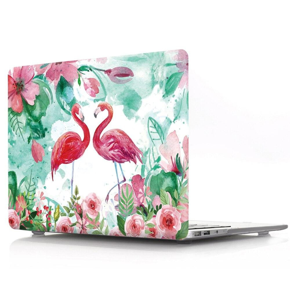 Coque Flamingo MacBook 13