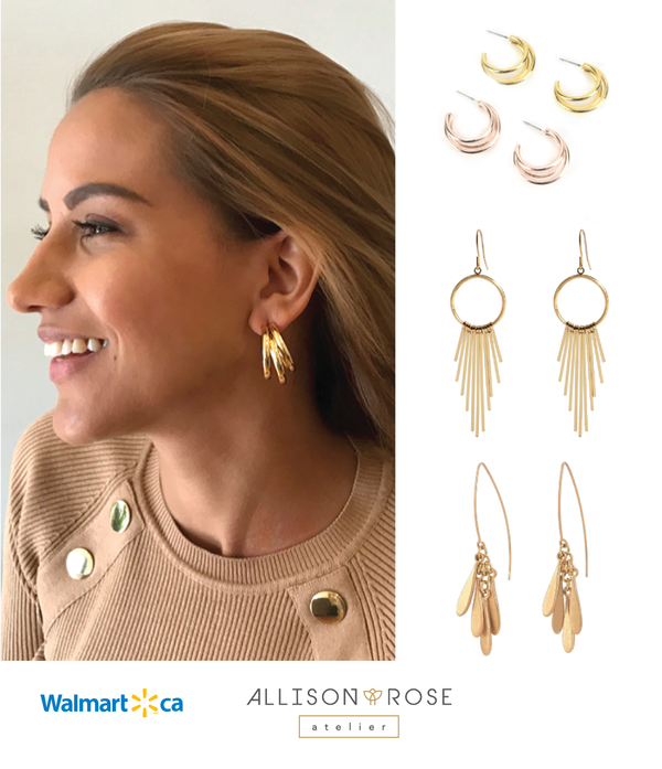 Allison Rose Atelier - Now Available on Walmart.ca online only
