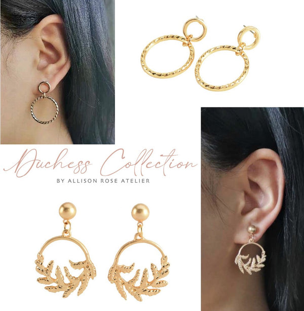 New Arrivals - Duchess Hoops & More!