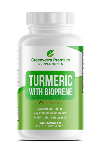 Turmeric with Bioprene