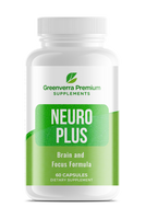 Neuro Plus Brain and Focus Formula