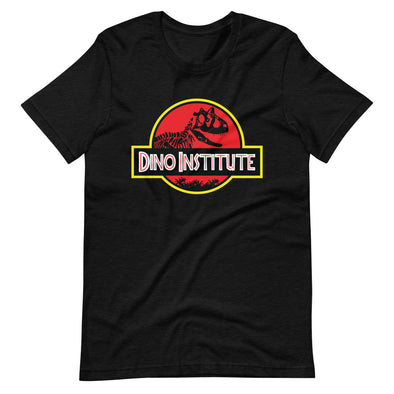 Dino Institute Tee - Charming Rose Supply Co.