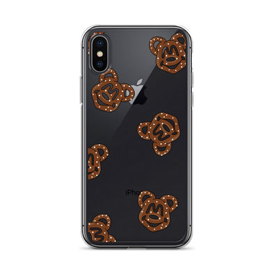 Pretzel Phone Case - Charming Rose Supply Co.
